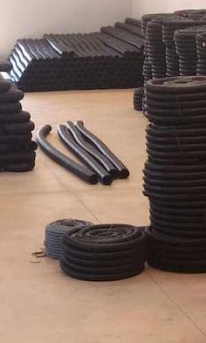 Conexões para tubos de drenagem