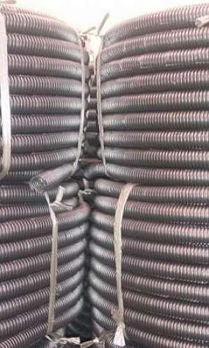 Duto perfurado para drenagem de água