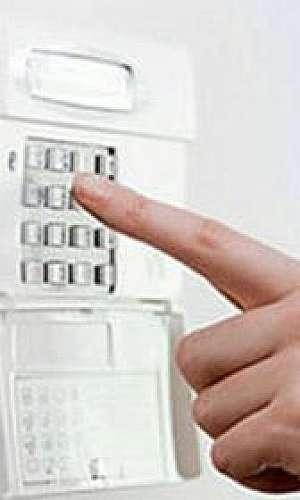 Empresa de manutenção de alarme