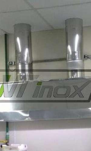 Fábrica de Coifa Inox