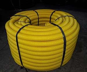 Fábrica de tubos corrugados