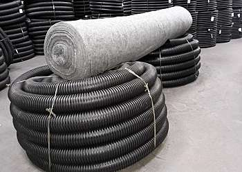Manta geotêxtil fábrica