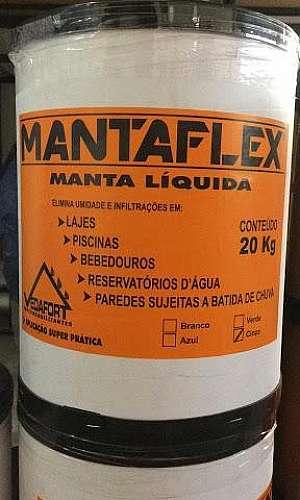 mantaflex manta líquida