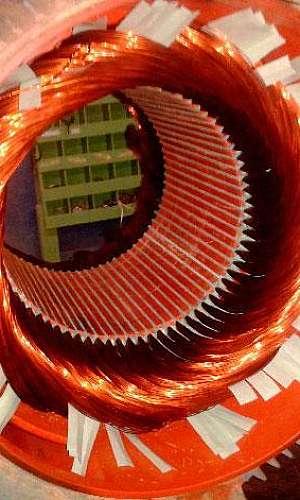 Rebobinamento de motores em Sorocaba