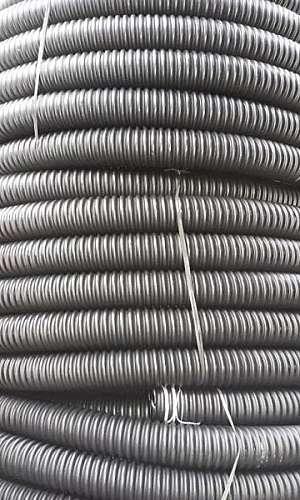 Tubo corrugado flexível