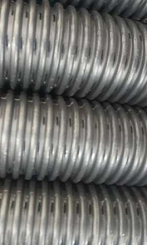 Tubo pead corrugado para drenagem